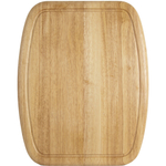 Architec Luxe Grip Natural Hardwood Cutting Board, 16 x 20 Inch