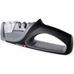 Wüsthof Precision Edge Black Four Stage Hand Held Knife Sharpener