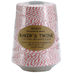 Regency Red and White Baker's Twine