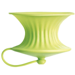 Lekue Green Silicone Lemon Press, Set of 2