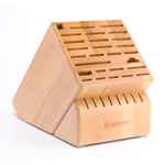 Wusthof Grand Beechwood 35 Slot Knife Block