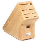 Wusthof Beechwood 9 Slot Knife Block