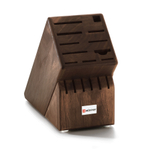 Wusthof Walnut 17 Slot Knife Block