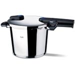 Fissler Stainless Steel Vitaquick Pressure Cooker, 10.6 Quart