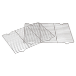 Fox Run Chrome Cooling Rack, 18 x 12.5 Inch