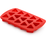 Lekue Red Silicone Triangle Chocolate Mold Pan