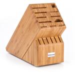 Wusthof Bamboo 17-Slot Knife Block