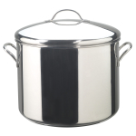 Farberware Classic Covered Stockpot with Stainless Steel Fittings, 16 Quart