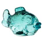 Nachtmann Zoo Aqua Crystal Fish Figure