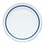 Dansk Christianshavn Blue Porcelain Butter Plate, 5.5 Inch