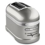 KitchenAid KMT2203SR Pro Line Series Sugar Pearl White 2-Slice Automatic Toaster