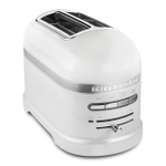 KitchenAid KMT2203FP Pro Line Series Frosted Pearl White 2-Slice Automatic Toaster