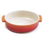 Le Creuset Flame Stoneware 17 Ounce Tapas Dish