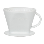 Aerolatte White Ceramic #2 Coffee Filter Cone