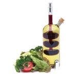 Norpro Glass Spritzing Dual 12 Ounce Oil and Vinegar Cruet