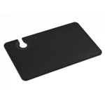 Epicurean Slate Rectangle 9 x 5.5 Inch Cocktail Plate
