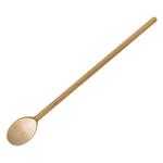 HIC Harold Import Co Beechwood 18 Inch Long Handle Stockpot Stir Spoon