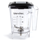 Blendtec 46 Ounce Mini WildSide Blender Jar