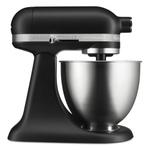 KitchenAid KSM3311XBM Matte Black Artisan Mini 3.5 Quart Tilt-Head Stand Mixer