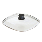 Lodge Tempered Glass 10.5 Inch Square Cookware Lid
