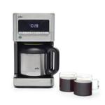 Braun Brewsense Stainless Steel 10 Cup Drip Coffee Maker