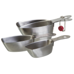 Progressive PL8 Stainless Steel Measuring Cups
