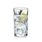 Riedel Tumbler Collection Crystal 13 Ounce Spey Longdrink Glass, Set of 2