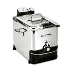 All-Clad EZ Clean Pro 3.5 Liter Deep Fryer