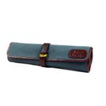Boldric Abalone Canvas 7 Slot DD Hook Tie Knife Bag