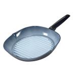 Moneta Azul Gres 11.5 Inch Grill Pan