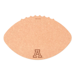 Epicurean University of Arizona 16 x 10.5 Inch Football Cutting and Serving Board