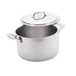 USA Pan 8 Quart Stockpot with Cover