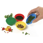 Set of 4 Silicone Mini Pinch Bowls