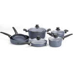 Woll Diamond Plus 10 Piece Nonstick Cast Aluminum Cookware Set