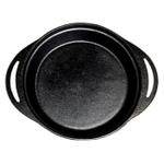 Old Mountain Pre-Seasoned Cast Iron Pie Pan