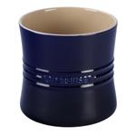 Le Creuset Indigo Stoneware 2.75 Quart Utensil Crock