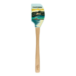 Tovolo Spatulart Limited Edition Tour California Spatula with Wooden Handle