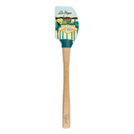 Tovolo Spatulart Limited Edition Tour Las Vegas Spatula with Wooden Handle