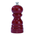 Peugeot Paris u'Select Red Lacquer 4.75 Inch Pepper Mill