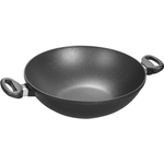 Woll Nowo Titanium Wok with Handles, 12.5 Inch