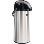 Zojirushi Air Pot Brushed Stainless Steel Beverage Dispenser, 74 Ounce