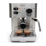 Capresso EC PRO 118.05 Stainless Steel Professional Espresso and Cappuccino Machine