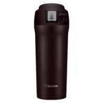 Zojirushi Dark Cocoa Stainless Steel 16 Ounce Vacuum Insulated Travel Mug