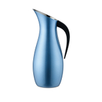 Nuance Blue Stainless Steel 1.6 Liter Penguin Pitcher