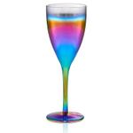 Artland Rainbow Glass 12 Ounce Goblet