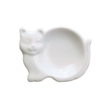 HIC Harold Import Co. 3.75 Inch Cat Tea Caddy