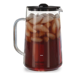 Capresso Glass Iced Tea Pitcher, 80 Ounce