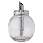 HIC Harold Import Co Glass 7 Ounce Sugar Dispenser
