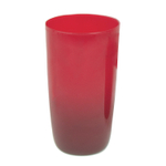 Artland Midnight Rouge Red 17 Ounce Highball Glass