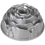 Nordic Ware Platinum Bakeware Rose Seasonal Bundt Cake Pan